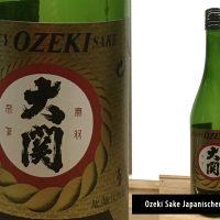 Ozeki Sake Reiswein