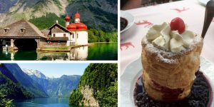 Der Königssee & Windbeutel zum Frühstück